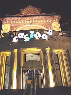 Français : Casino de La Bourboule.